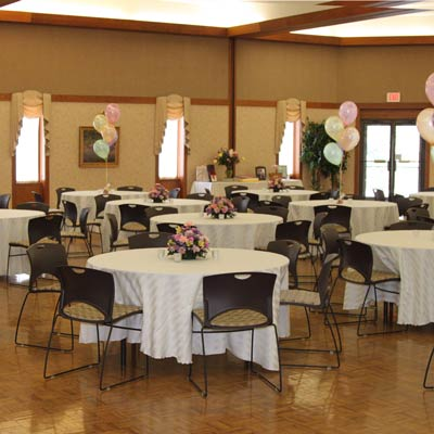 STM Family Center Banquet Hall